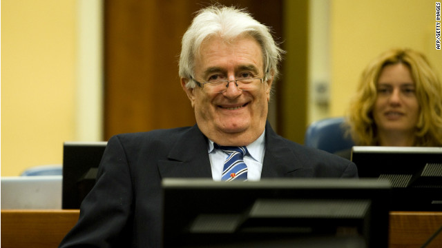 Karadzic trial 'could take years'