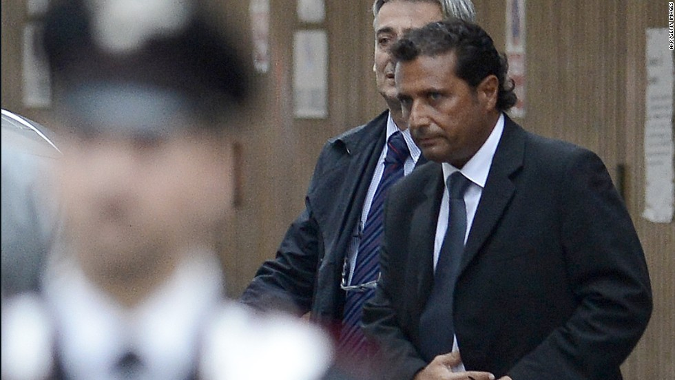 <strong>8. Francesco Schettino <br /><br /></strong>Captain of the luxury cruise ship Costa Concordia, which ran aground off the coast of Italy in January, killing 32 people. The ship, carrying 3,200 passengers and 1,000 crew members, turned on its side after striking rocks close to the Italian island of Giglio.Schettino faces allegations of manslaughter, causing a shipwreck, abandoning ship, failing to report an accident to the coast guard and destroying a natural habitat.