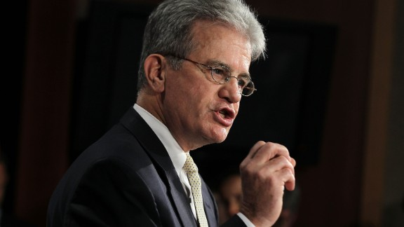 Republican Sen. Tom Coburn of Oklahoma says wasteful programs cost taxpayers almost $19 billlion.