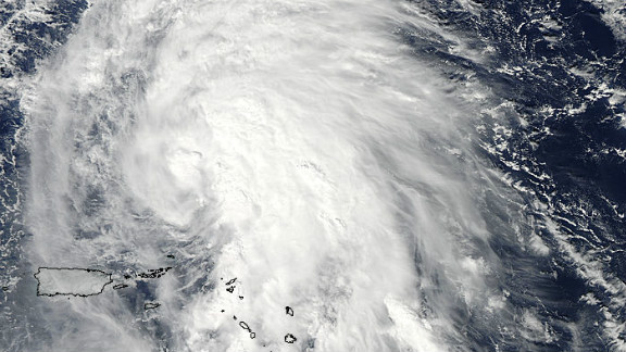 Forecasters say Rafael will break up  late Wednesday or early Thursday after a turn to the northeast.