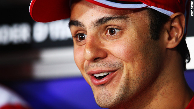 Brazilian Felipe Massa has signed a one-year contract extension that will keep him at Ferrari until the end of 2013 at least