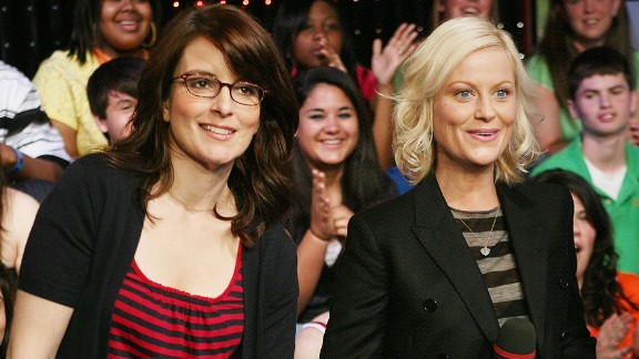 Fey and Poehler stop by MTV
