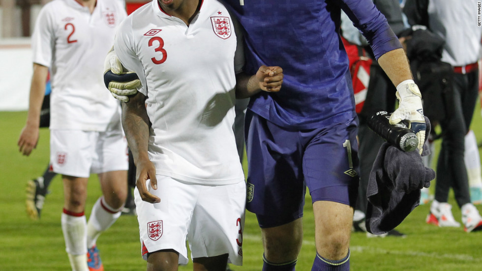 Parallels have been drawn between Tull's plight and that of Danny Rose, who claimed he was subjected to racist abuse during an England Under-21 match in Serbia last week. European football's governing body UEFA are investigating the matter.