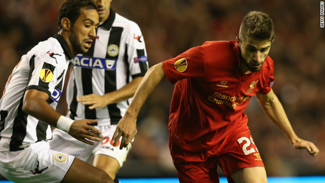 Liverpool striker Fabio Borini has been ruled out for up to three months after being forced to undergo surgery on a broken foot.