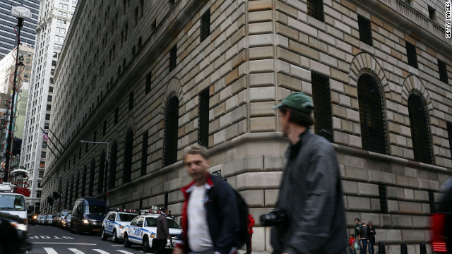 FBI stops NY Federal Reserve terror plot