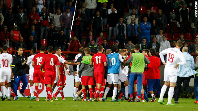 PFA chairman: Serbia should be banned