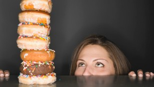 The cure for your junk food cravings? Sleep