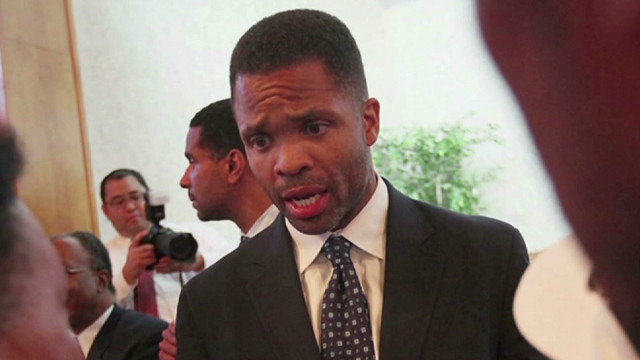 Jesse Jackson Jr.: I'm starting to heal