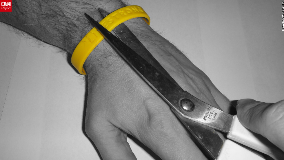 Livestrong Bracelet To Wear Or Not Cnn