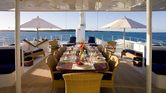 Despite the pressures, for many superyacht chefs it
