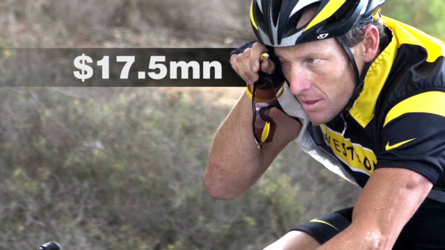 The Nike, Armstrong love affair ends
