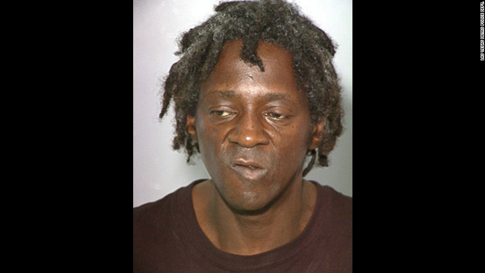 Flavor Flav was also arrested October 17, 2012, in Las Vegas and charged with assault with a deadly weapon and battery in a case involving his fiancee of eight years, police said. He pleaded guilty and was ordered to attend counseling.
