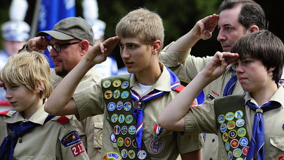 Boy Scouts of America is an organization that says it is focused on mentoring young men and helping them develop life skills. Here