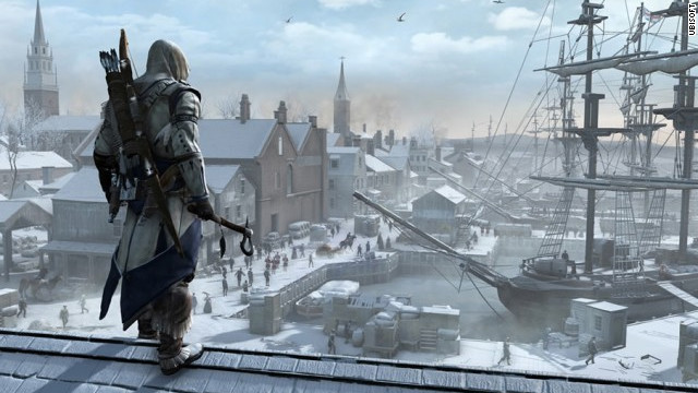 assassins creed 3 map boston