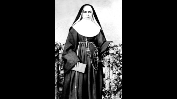 In 1883 Mother Marianne Cope and five other sisters volunteered to travel to Hawaii to work with people afflicted with Hansen