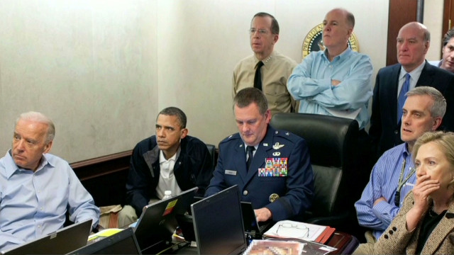 Decisions behind the bin Laden raid