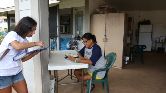 As volunteers for Kanu Hawaii well know, asking a person to vote can be extremely powerful.