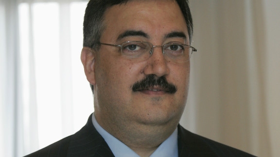 Senior Lebanese intelligence official Wissam al-Hassan.
