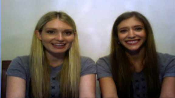 Lauren Parsekian and Molly Thompson