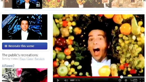 """The """"Grab Your Sledgehammer"""" Facebook contest is tied to the 25th anniversary of Peter Gabriel's album, """"So"""""""