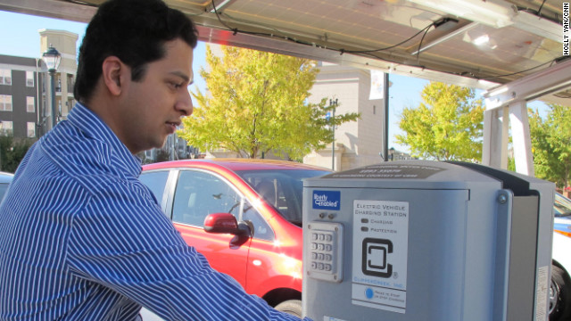 Aashish Mehta Lives In An Apartment And Would Have No Way To Fuel Up Without Atlantic