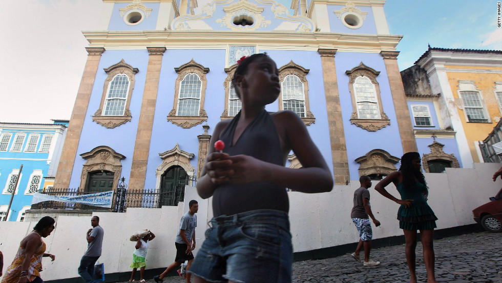 Salvador, in Bahia state, northeast Brazil, is the country's third largest city and was the country's first colonial capital. It has strong African roots and is the center for Afro-Brazilian culture.