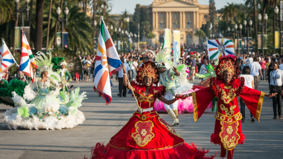 From Samba To Carnival Brazils Thriving African Culture Cnn
