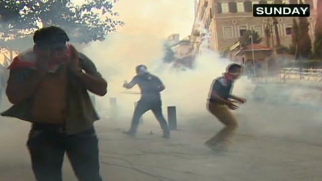 Strife leads to violence in Lebanon
