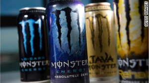 What's in your energy drink?