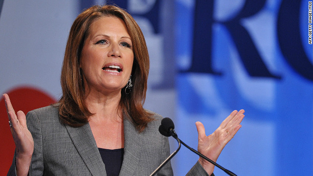 Michele Bachmann is running for a fourth term representing her Minnesota district in Congress.