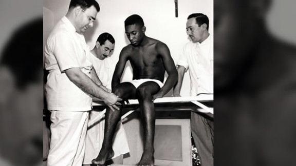 Brazil also won the title in 1962 in Chile, but Pele did not play in the final after being injured in Brazil