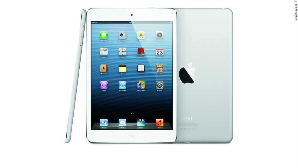 "Apple promises the Mini, unveiled on October 23, will offer the positives of its bigger tablet in a smaller, more portable package. At 7.9 inches when measured diagonally, its screen is bigger than its rivals in the ""small tablet"" category and has the same proportions as its bigger cousin. Its price begins at $329, which is more expensive than other similar tablets."