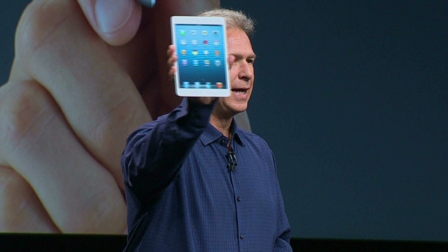 This is the new iPad Mini