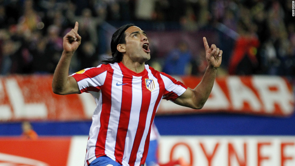 Atletico Madrid striker Radamel Falcao is arguably the best striker in the world, but the Colombian is likely to be sold at the end of the season.