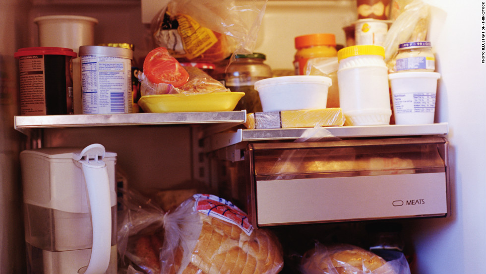 <strong>Chill:</strong> Keep foods cold and chill leftovers quickly. Check your refrigerator with a refrigerator/freezer thermometer to make sure the temperature is 40 degrees Fahrenheit or below, and make sure your freezer is 0 degrees or below. If you have leftovers or perishable foods, refrigerate or freeze them within two hours (only one hour if the surrounding temperature is above 90 degrees F). If you thaw frozen food, don't leave the food out at room temperature. Thaw the food in the refrigerator. If you need to thaw food quickly, place the food under cold running water or in the microwave. Then cook the food immediately.