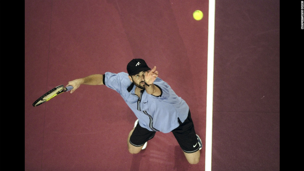 A winner of eight Grand Slam events, Andre Agassi was considered one of the most dominant tennis players of the 1990s. In 2009, the tennis pro acknowledged in his autobiography that he had failed a drug test for methamphetamine in 1997 but skirted punishment by blaming an assistant.