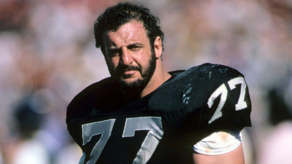 """Lyle Alzado was known as one of the most vicious lineman to ever play the game, and he chalked up more than 100 sacks and almost 1,000 tackles. Before his death from brain cancer at age 43, he told Sports Illustrated he began using steroids in 1969 and that, """"On some teams between 75 and 90% of all athletes use steroids."""""""