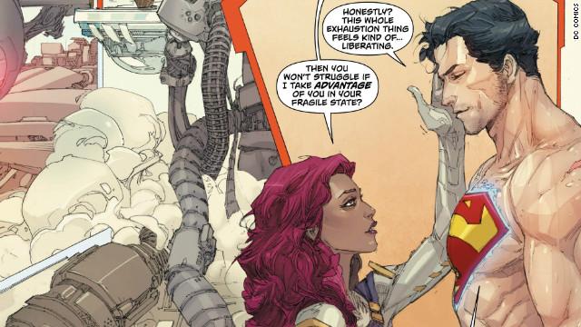 Clark Kent Quits Newspaper Job In Latest Superman Comic Cnn