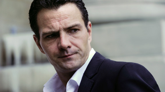 French rogue trader Jerome Kerviel arriving at the courthouse in Paris on June 27.