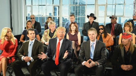Reality TV bites: 'The Apprentice' effect aids Trump