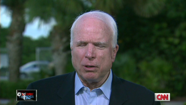 McCain: Mourdock should say he was wrong