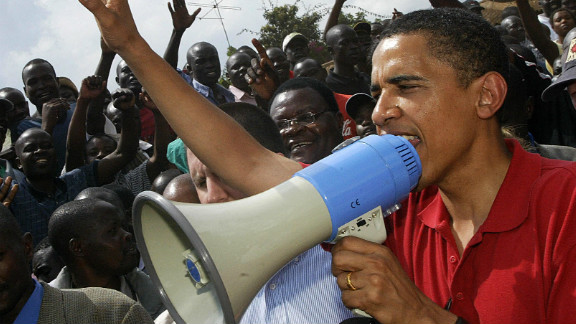 Writer Mutuma Mathiu says from the clubs to the teeming barrios for which Nairobi is notorious, President Obama is spoken of with enthusiasm and pride.