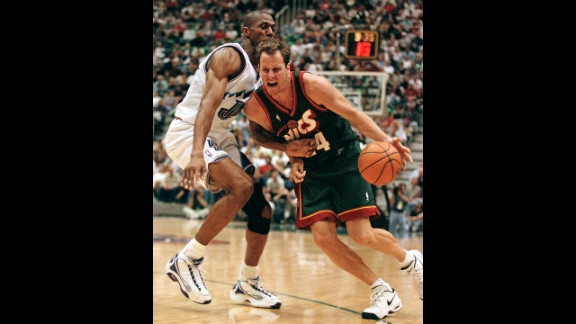 Few NBA players have tested positive for steroids, not only because the sport relies less on raw strength and speed than other sports but also because the league didn't begin testing until 1999. Miami Heat forward Don MacLean became the first to fail a test in 2000, and he was suspended for five games.