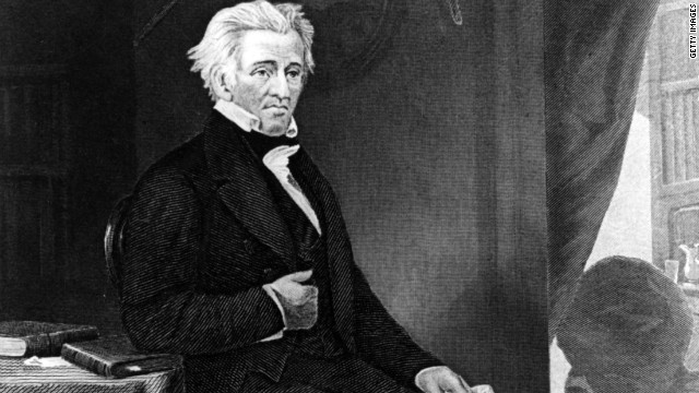 "Andrew Jackson called the 1824 election the ""corrupt bargain"" and promised to win in 1828."