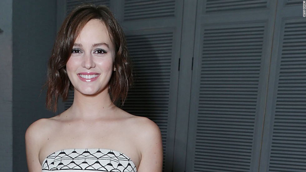 Leighton Meester hosts an event in Los Angeles.