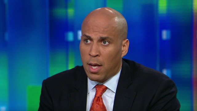 Booker: 'It's extremely offensive'