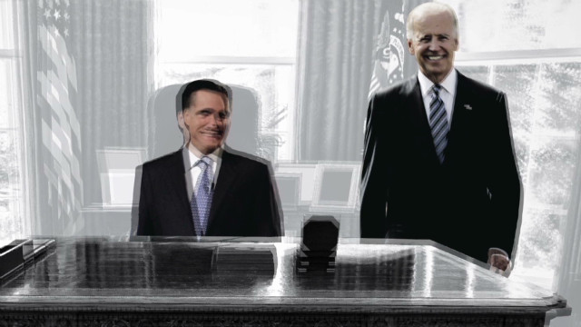 Is a Romney-Biden White House possible?