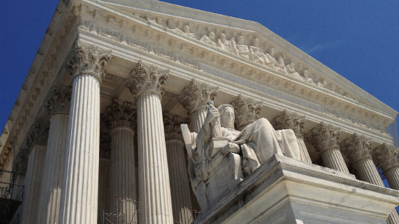 The Supreme Court is hearing a challenge to a 2008 law that expanded the government