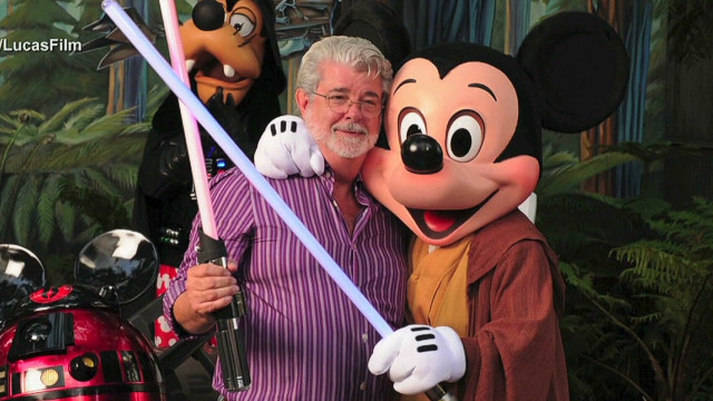 Disney acquires 'Star Wars' franchise