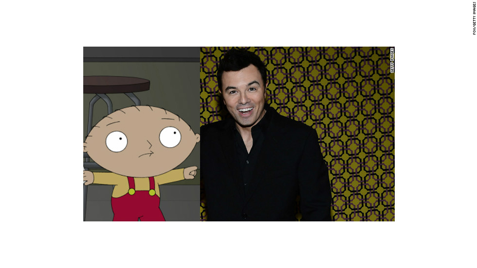 "Between kicking off this past season of ""Saturday Night Live"" and hosting this year's Oscars, ""Family Guy"" creator Seth MacFarlane is everywhere. (His recent hit movie ""Ted"" didn't hurt either)."